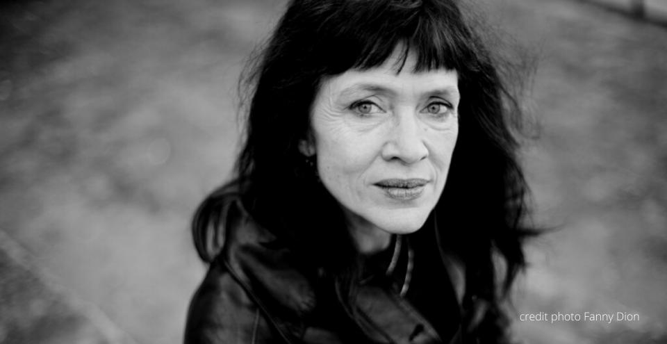 Nancy Huston, écrivaine