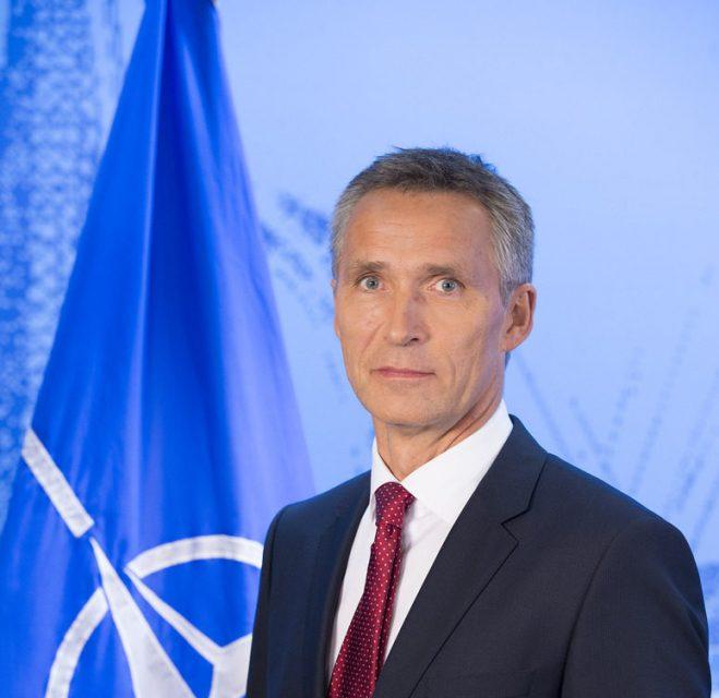 Jens Stoltenberg, secrétaire général de l'OTAN et ancien élève
