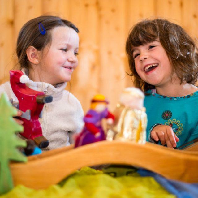 Le jeu libre, un élément essentiel du jardin d'enfants
