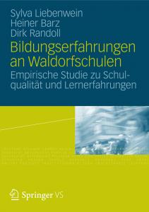 étude universitaire sur la joie d'apprendre et la confiance en soi dans les écoles Steiner Waldorf