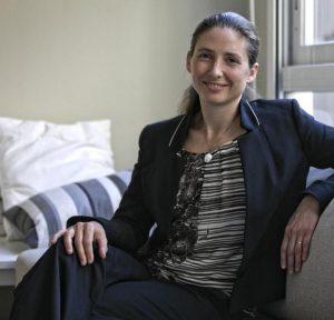 Rebecca Shankland, auteur d'une étude sur le devenir des anciens élèves Steiner Waldorf
