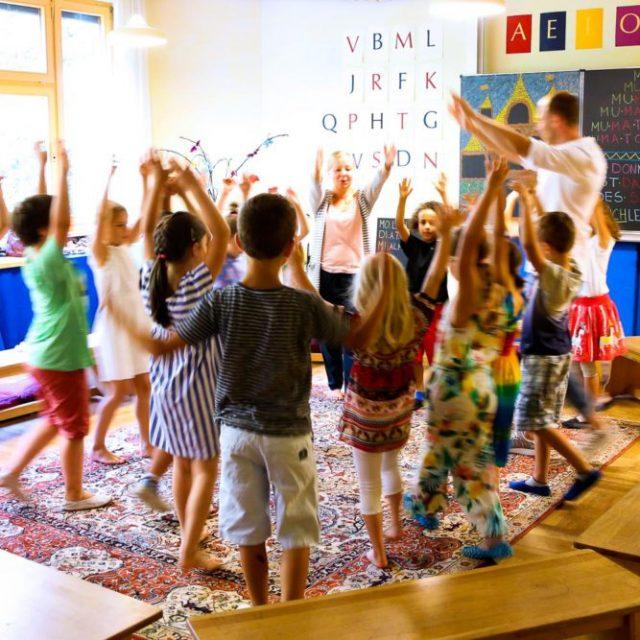 école alternative Steiner Waldorf - Apprendre à vivre ensemble