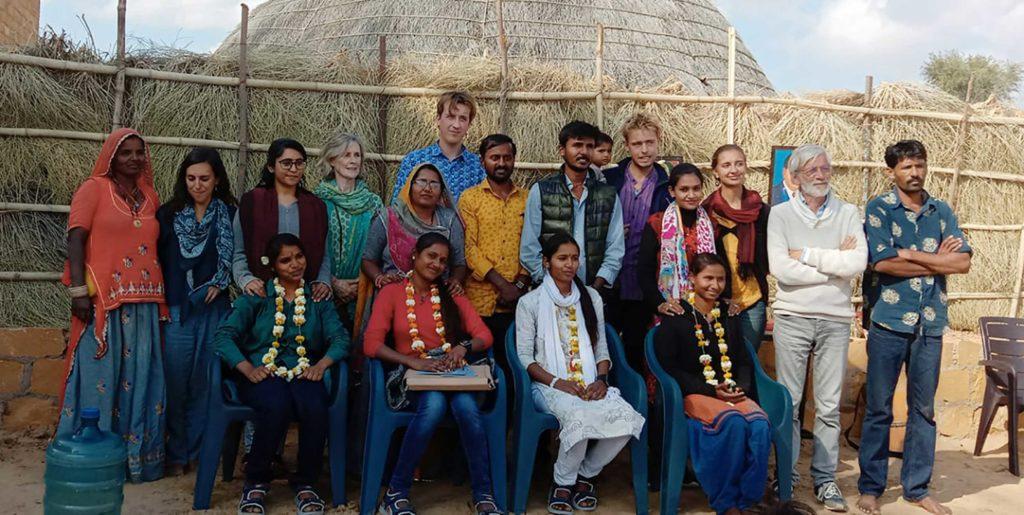 la pédagogie Steiner Waldorf au Rajasthan