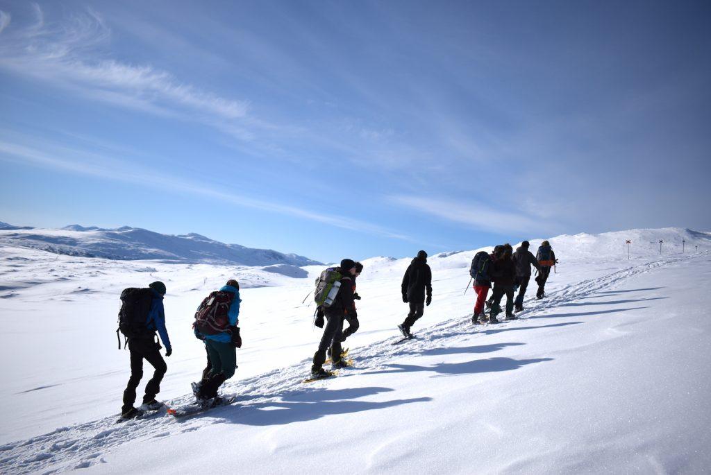 Voyage de classe de l'école steiner waldorf de la Mhotte en Suède