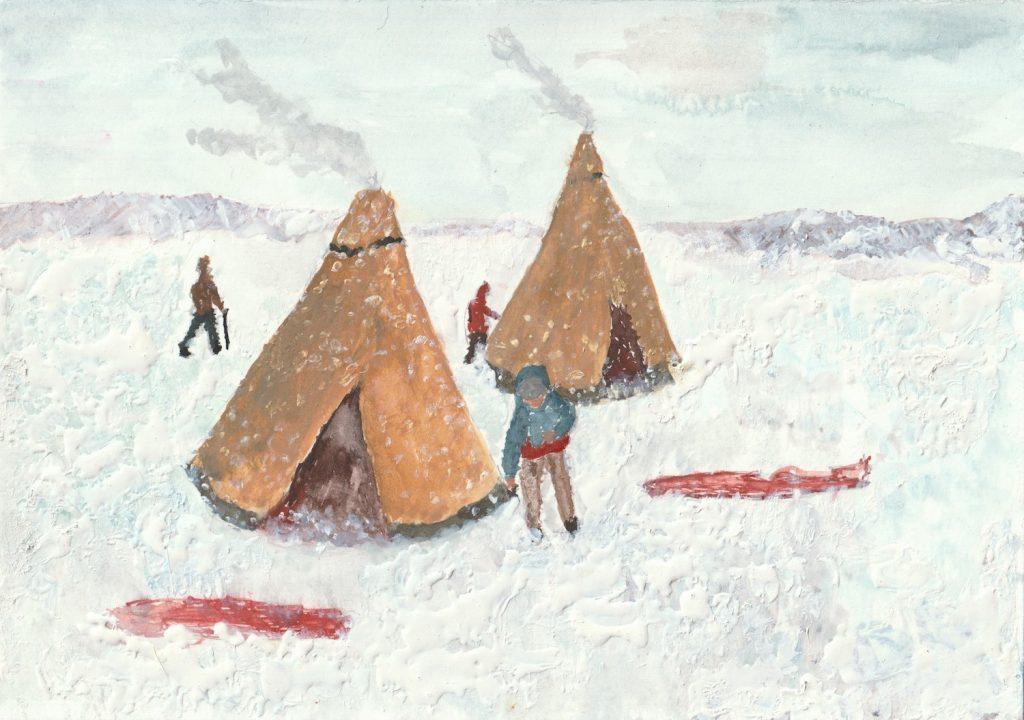Voyage arctique école de la mhotte