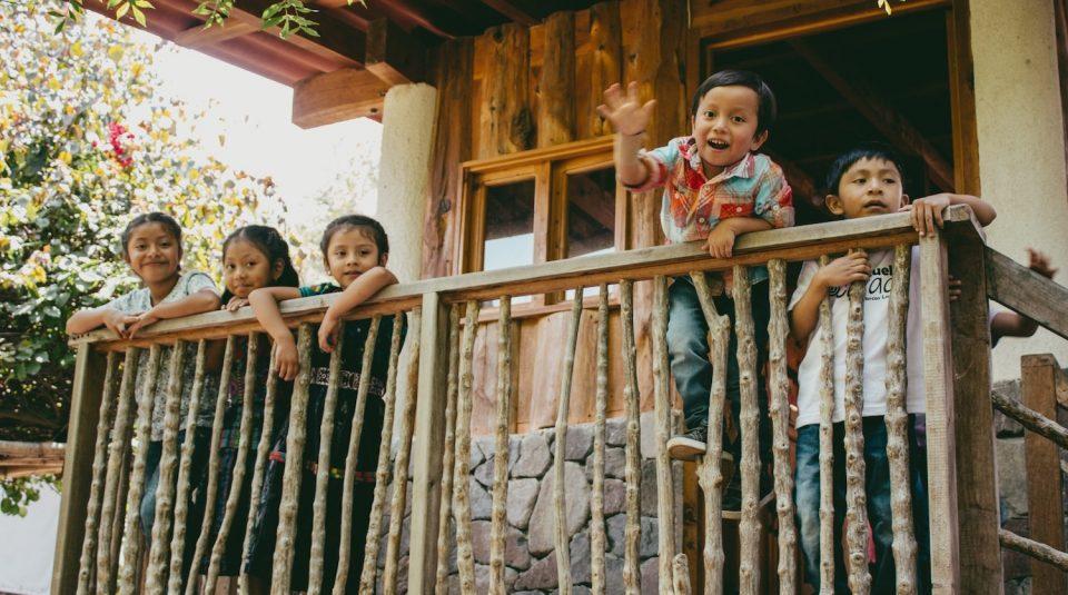 Une école Waldorf chez les Mayas